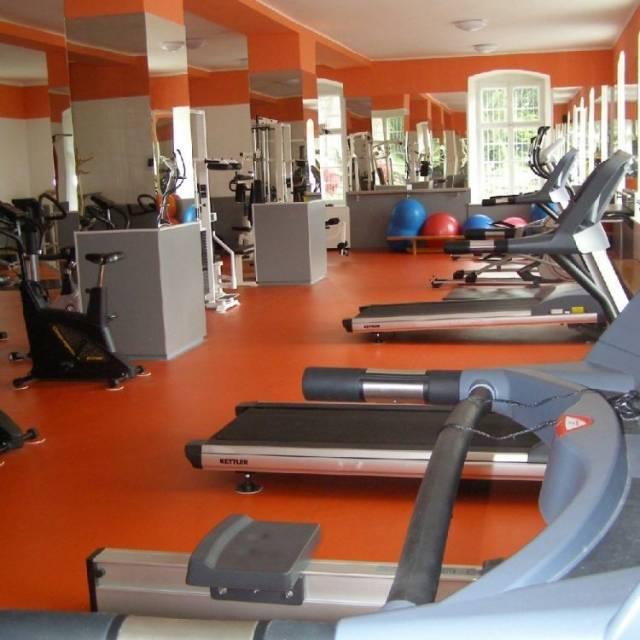 Lázeňské fitness centrum