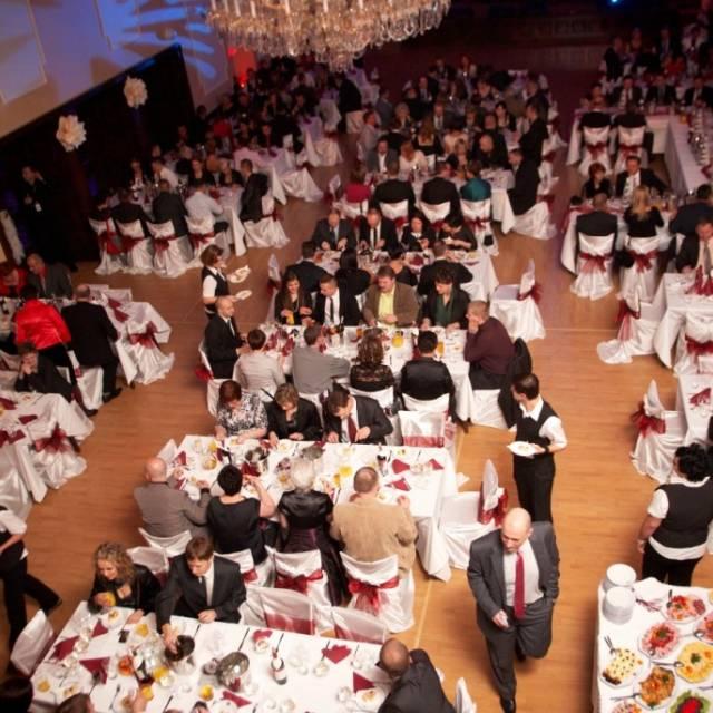 Reprezentační večer – firma Schattdecor