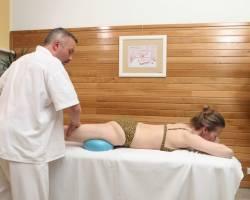 Sloupková korekční terapie