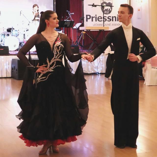 Reprezentační ples Priessnitzových léčebných lázní a Města Jeseník