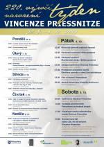 Týden Vincenze Priessnitze a pozvánka na 14. ročník Konference s odkazem Vincenze Priessnitze