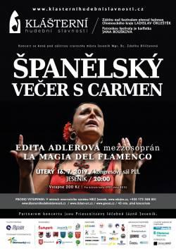 Španělský večer s Carmen
