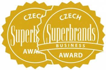 Získali jsme ocenění CZECH CONSUMER SUPERBRANDS 2021