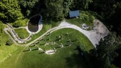 Veřejné dětské hřiště – I. etapa dětské lanové hřiště