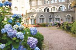 Informace o rekonstrukci budovy Priessnitz