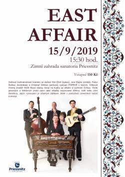 Koncert East Affair