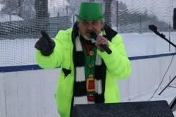 Sobotní karneval na ledě