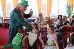 Dětské karnevaly v lázních
