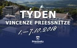 Týden Vincenze Priessnitze 1. - 7. 10. 2018