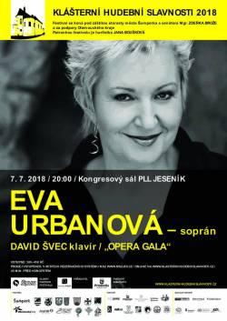 Eva Urbanová - Opera Gala