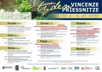 Týden Vincenze Priessnitze