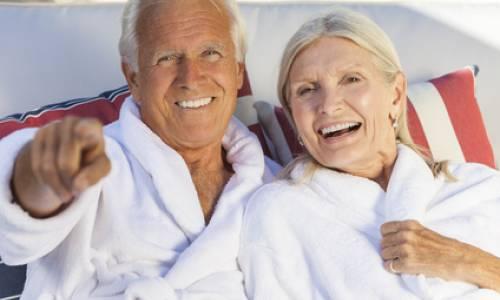 Lázeňský pobyt pro seniory - LAST MINUTE 20% sleva
