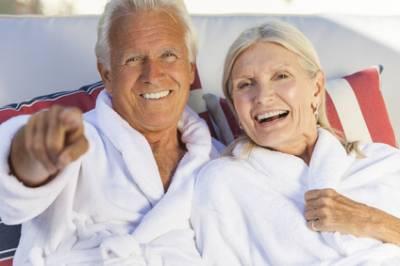 Lázeňský pobyt pro seniory 2021