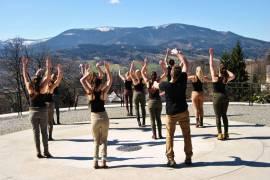 Taneční cvičení