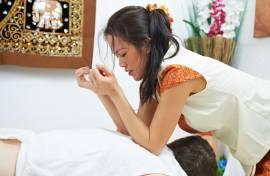 Javanische Massage