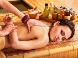 Sumatra massage