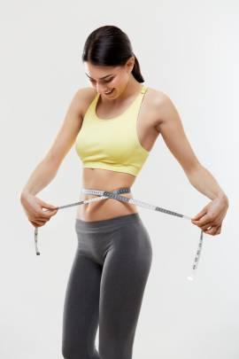 Měření In Body 230 (samostatné měření)