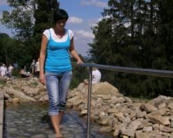 Priessnitzovy venkovní koupele